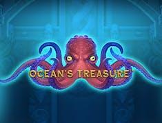 Ocean's Treasure logo