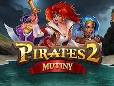 Pirates 2: Mutify logo