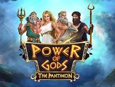 Power of Gods The Pantheon logo