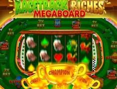 Racetrack Riches Megaboard logo