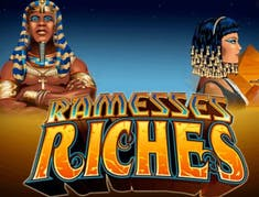 Ramesses Riches logo