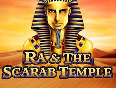 Ra & The Scarab Temple logo