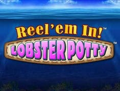 Reel 'em In Lobster Potty logo
