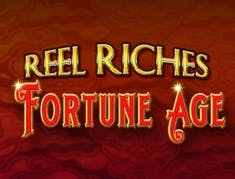 Reel Riches Fortune Age logo