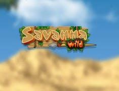 Savanna Wild logo