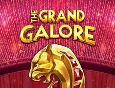 The Grand Galore logo
