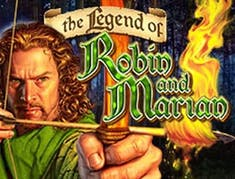 The Legend Of Robin And Marian logo