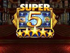 Super 5 Stars logo