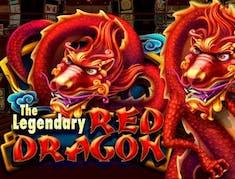 The Legendary Red Dragon logo