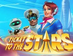Ticket to the Stars logo