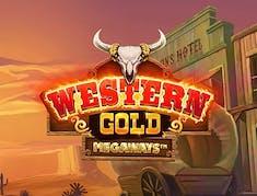 Western Gold Megaways logo