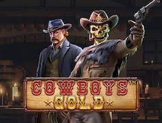 Cowboys Gold logo