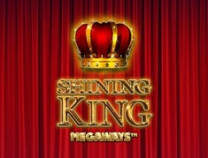 Shining King Megaways logo