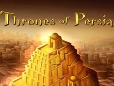 Thrones of Persia logo