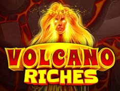 Volcano Riches logo