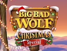 Big Bad Wolf Christmas logo