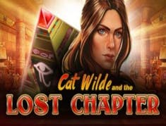 Cat Wilde and the Lost Chapter logo