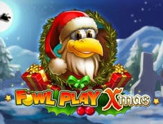 Fowl Play Xmas logo
