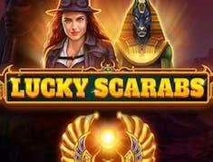 Lucky Scarabs logo