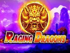 Raging Dragons logo
