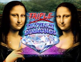 Triple Double DaVinci Diamonds