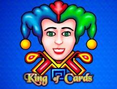 King of Cards logo