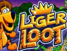 Liger Loot logo