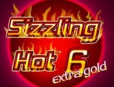 Sizzling Hot 6 Extra Gold logo