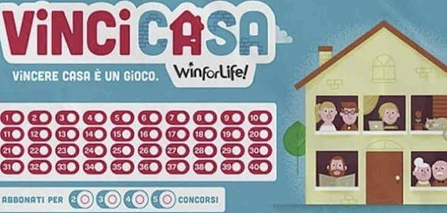 A Monopoli (Bari) vinta una casa con VinciCasa