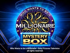 Who Wants To Be a Millionaire Mystery Box logo