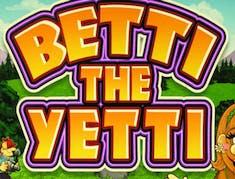 Betti the Yetti logo