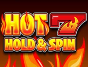 Hot 7 Hold and Spin