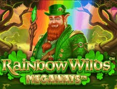 Rainbow Wilds Megaways logo