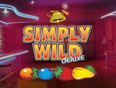 Simply Wild Deluxe logo
