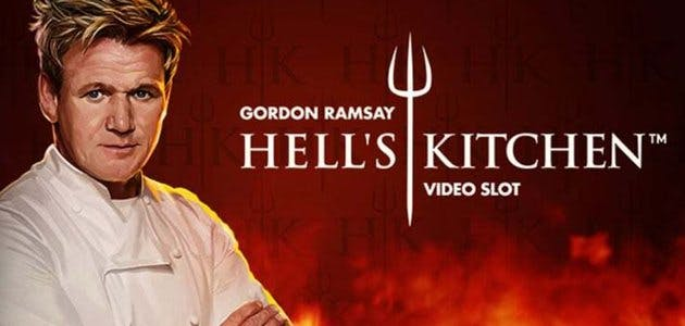 Arriva la slot Hell's Kitchen (Gordon Ramsey)