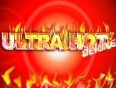 Ultra Hot Deluxe logo