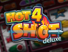 Hot4Shot Deluxe logo