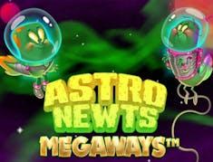 Astro Newts Megaways logo