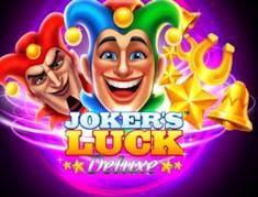 Jokers Luck Deluxe logo