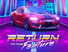 Return To The Feature logo