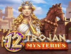 12 Trojan Mysteries logo