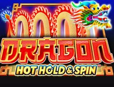 Dragon Hot Hold and Spin logo