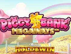 Piggy Bank Megaways logo