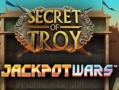 Secret of Troy: Jackpot Wars logo