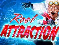 Reel Attraction logo
