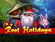 Reel Holidays logo