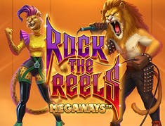 Rock the Reels MegaWays logo