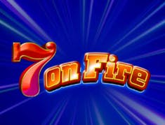 7 on Fire logo