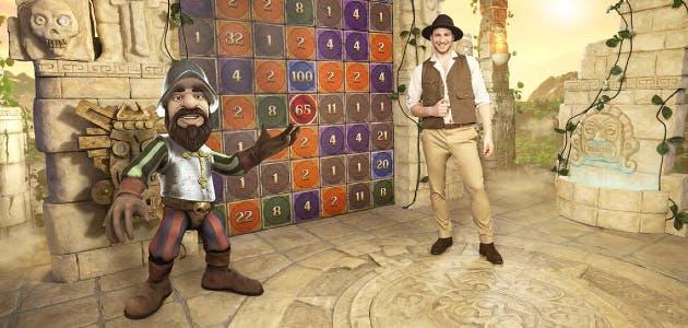 Arriva in Italia Gonzo's Treasure Hunt Live di Evolution Gaming