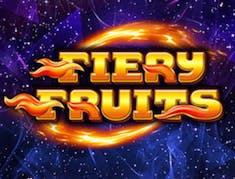 Fiery Fruits logo